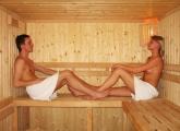 Sauna - Hotel Kořínek