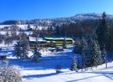 lyžařské kurzy, snowparky, skiareály v Jizerských horách