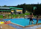 Hotel s bazénem, hotel s tělocvičnou, ohniště - Hotel Kořínek