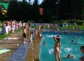 Hotel s bazénem, letní tábory - Hotel Kořínek
